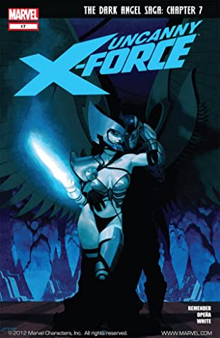 Uncanny X-Force (2010-2012) #17