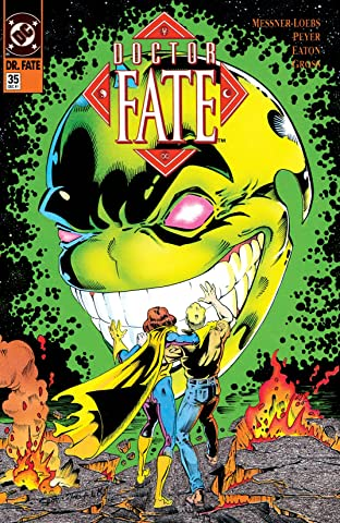 Doctor Fate (1988-1992) #35