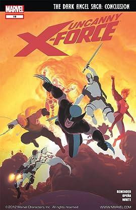 Uncanny X-Force (2010-2012) #18