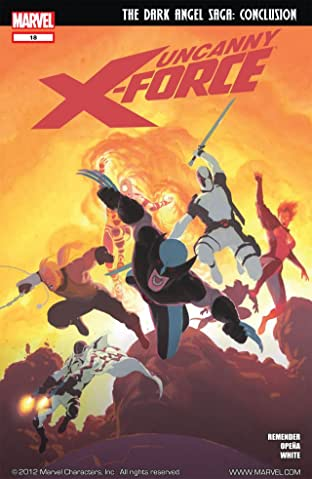 Uncanny X-Force (2010-2012) No.18