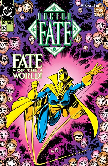 Doctor Fate (1988-1992) #37