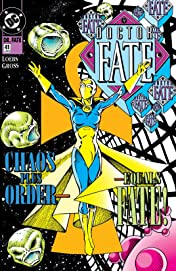 Doctor Fate (1988-1992) #41