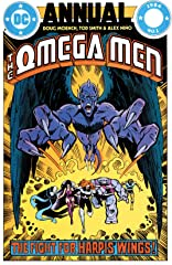 The Omega Men (1983-1986) #1: Annual