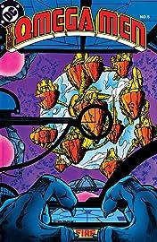The Omega Men (1983-1986) #5