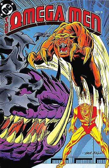 The Omega Men (1983-1986) #9