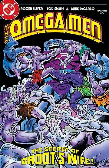 The Omega Men (1983-1986) #12