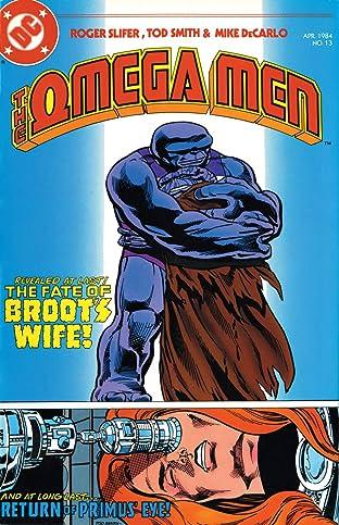 The Omega Men (1983-1986) #13