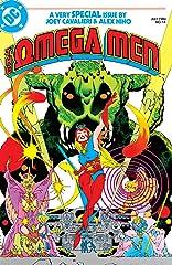The Omega Men (1983-1986) #16