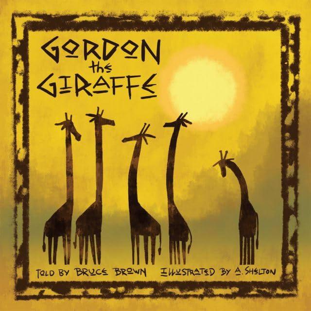 Gordon the Giraffe: Preview