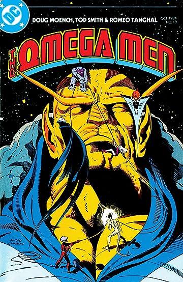 The Omega Men (1983-1986) #19