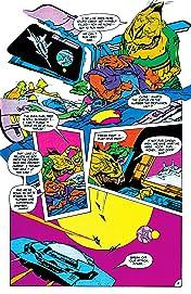 The Omega Men (1983-1986) #21