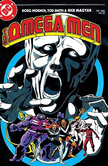 The Omega Men (1983-1986) #23