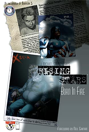 Rising Stars Tome 1: Born In Fire