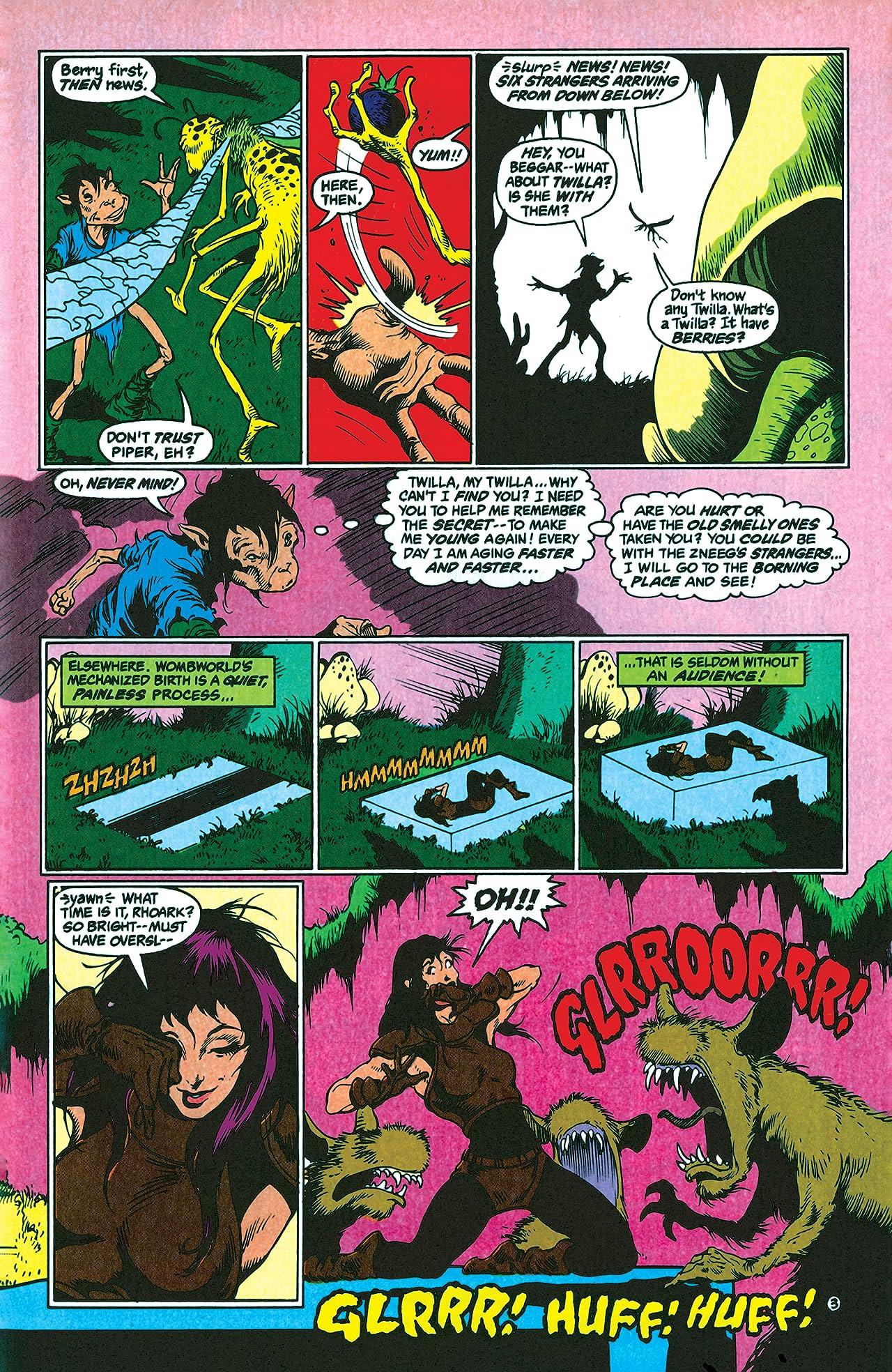 The Omega Men (1983-1986) #27