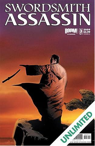 Swordsmith Assassin #3 (of 4)