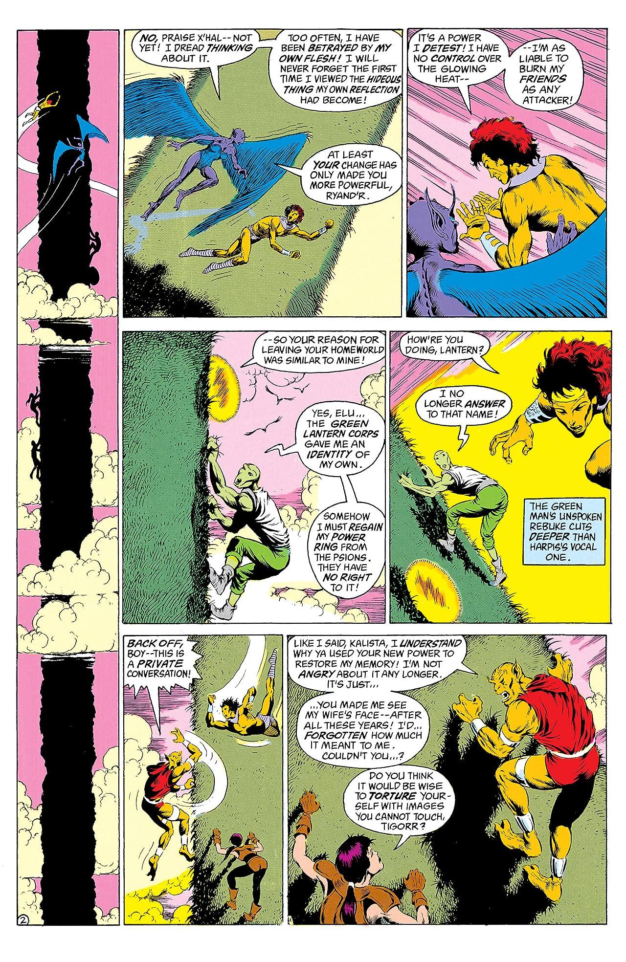 The Omega Men (1983-1986) #28