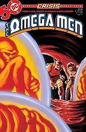 The Omega Men (1983-1986) #31