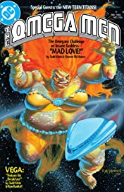 The Omega Men (1983-1986) #35