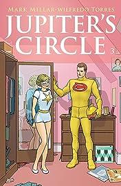 Jupiter's Circle #3