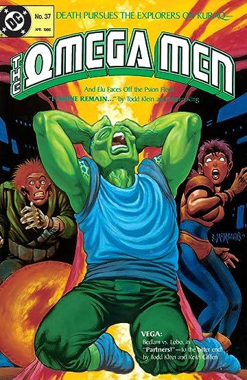 The Omega Men (1983-1986) #37