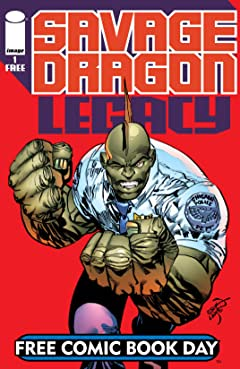 FCBD 2015: Savage Dragon Legacy