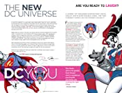 The New DC Universe: DC YOU 2015 Sampler