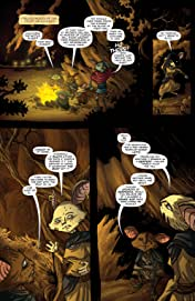 The Mice Templar Vol. 5: Night's End #3 (of 5)