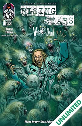 Rising Stars Voices Of The Dead 4 Comics By Comixology