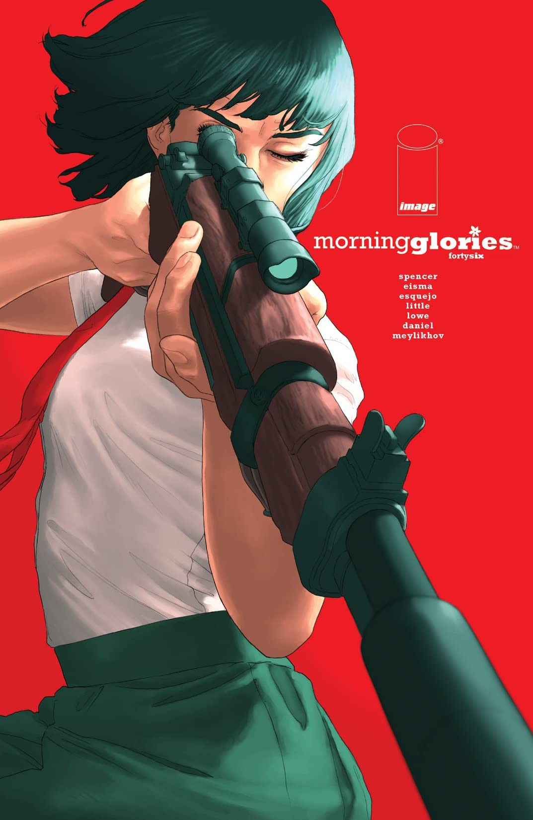 Morning Glories #46