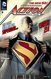 Action Comics (2011-2016) #9