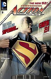 Action Comics (2011-) #9