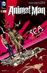 Animal Man (2011-2014) #9