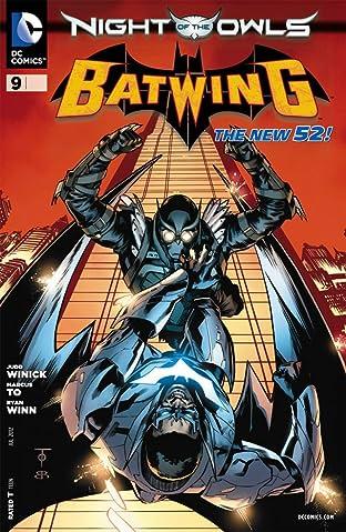 Batwing (2011-2014) No.9