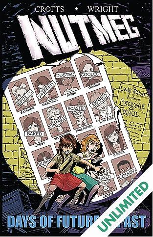 Nutmeg Vol. 1: Early Fall- Taste Buddies