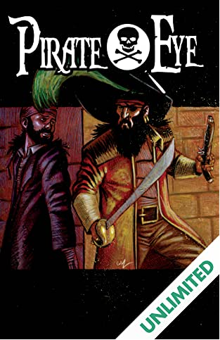 Pirate Eye Vol. 2: Exiled from Exile
