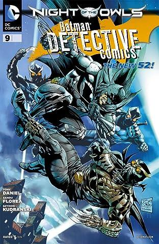 Detective Comics (2011-2016) No.9