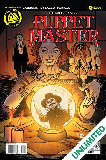 Puppet Master #4