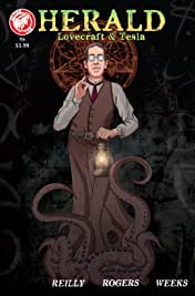 Herald: Lovecraft & Tesla #6