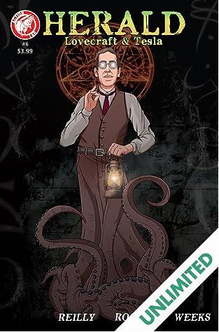 Herald: Lovecraft & Tesla #6