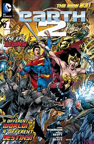 Earth 2 (2012-2015) No.1