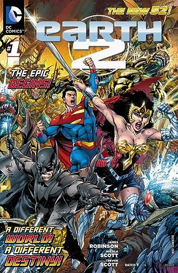 Earth 2 (2012-2015) #1