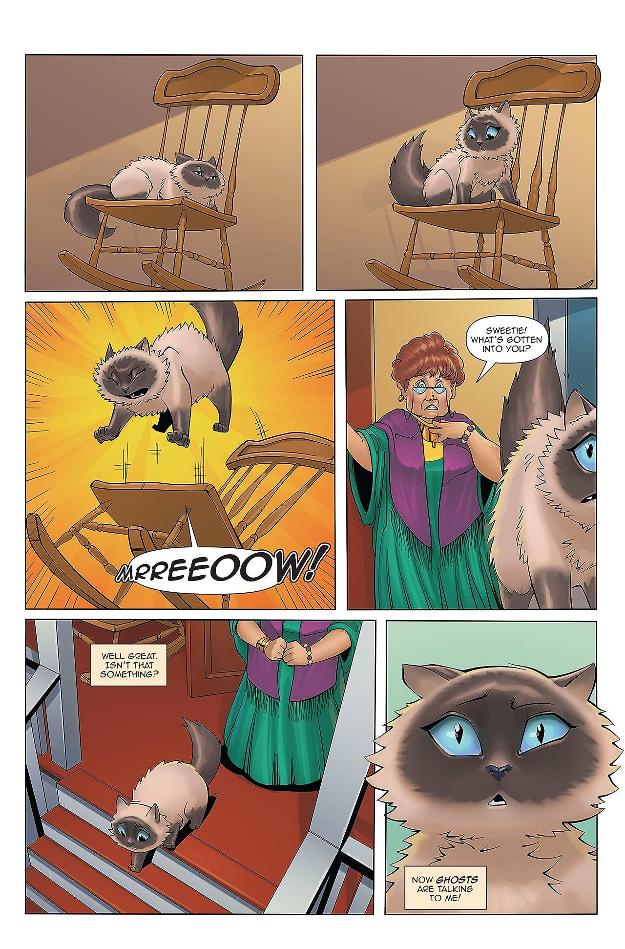 Hero Cats #7