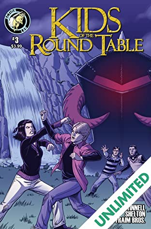 Kids of the Round Table #3