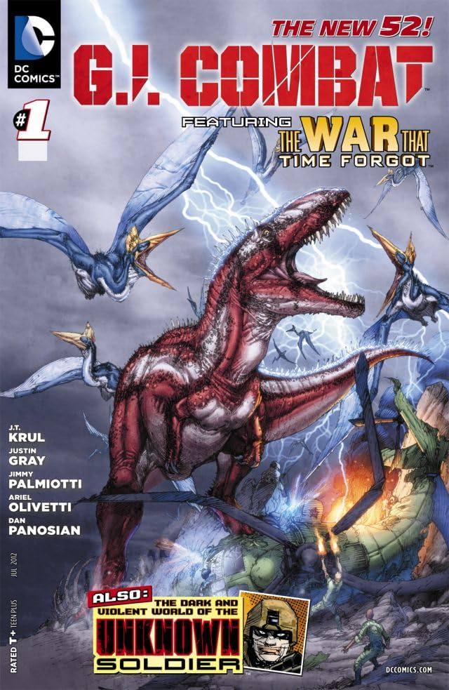 GI Combat (2012) #1