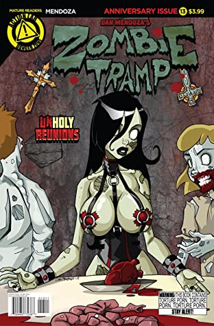 Zombie Tramp No.13