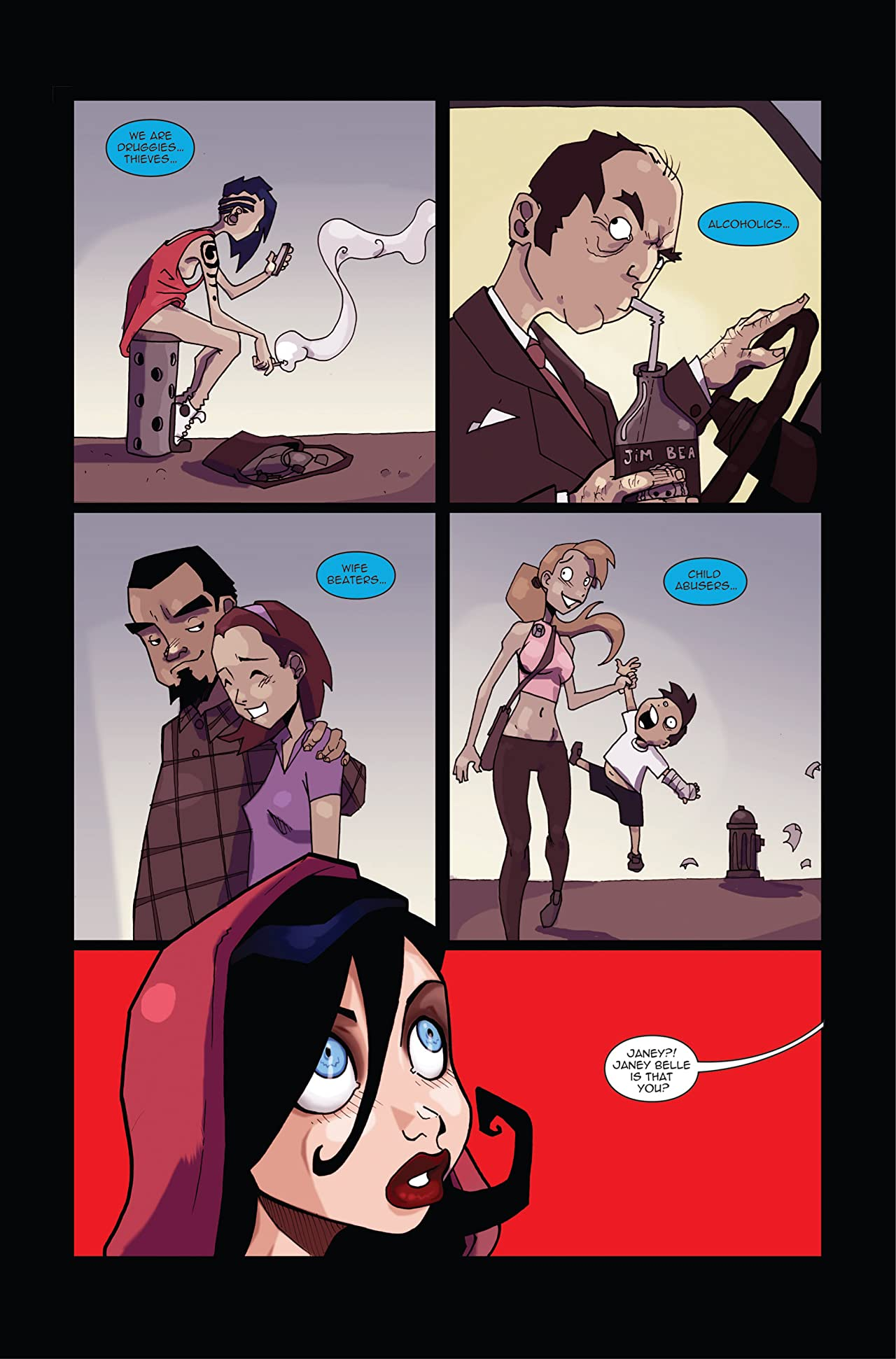 Zombie Tramp #13