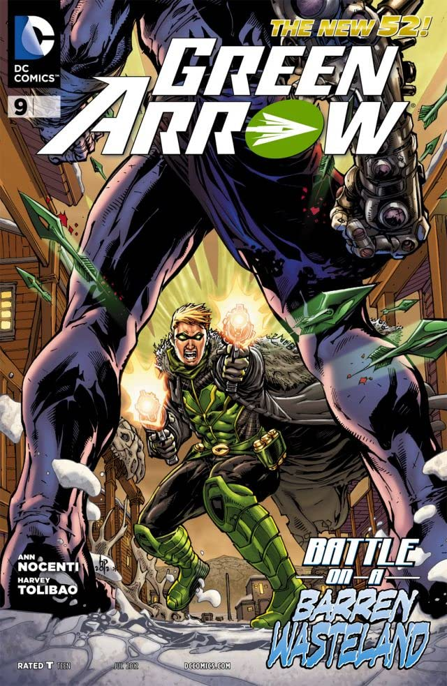 Green Arrow (2011-2016) #9