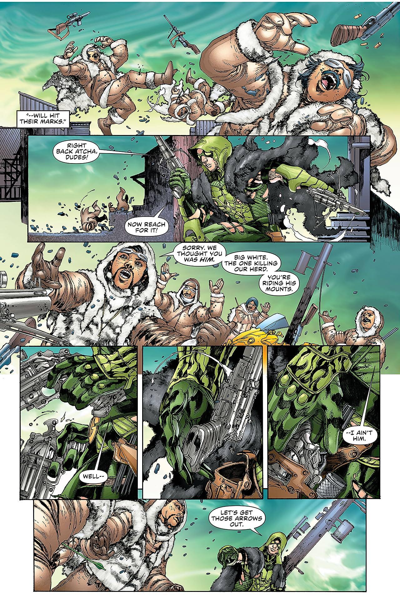 Green Arrow (2011-2016) #9