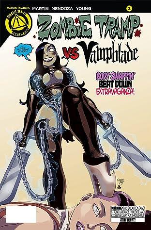 Zombie Tramp vs. Vampblade #2