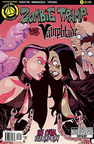 Zombie Tramp vs. Vampblade #3